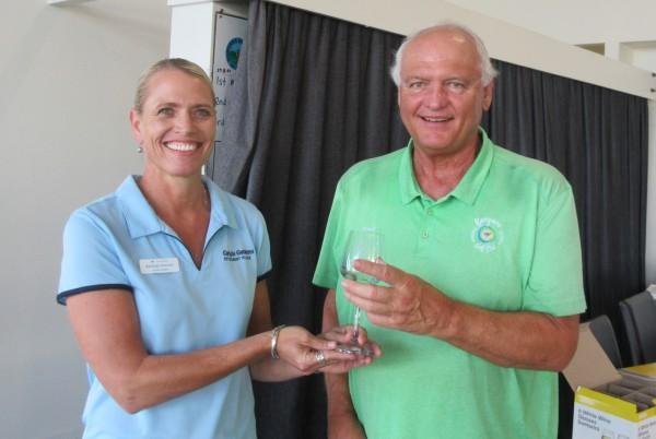 Div 4 Winner – Russell Fisher – 68