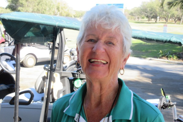 Div 3 Winner - Pam Thompson - 71